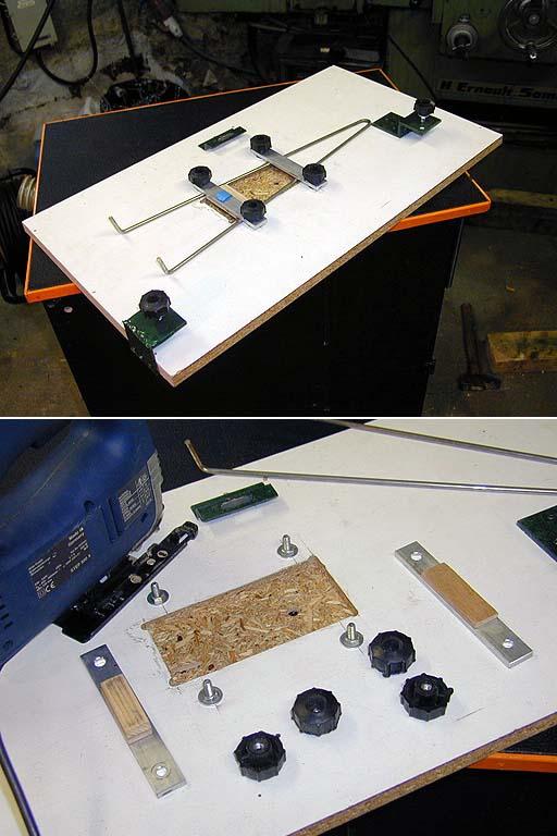 Servante d 39 atelier - Table servante a roulette ...