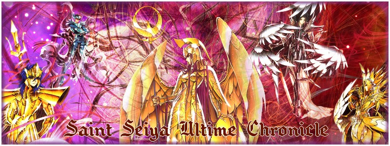Saint Seiya Ultime Chronicle