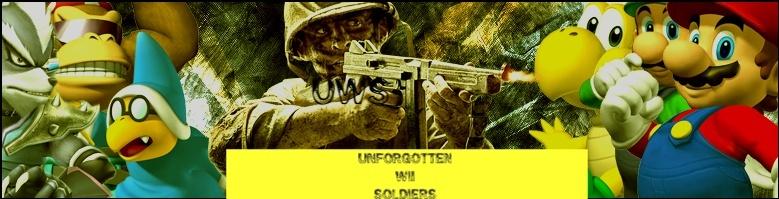 Unforgotten Wii Soldiers