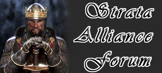 Strata Alliance  Forum