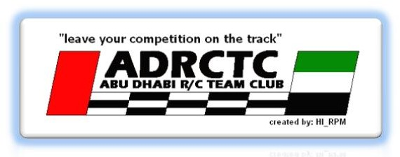 ABU DHABI RC TEAM CLUB  http://adrctc-09.forumotion.com