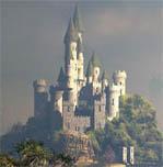 Castillo de las hadas