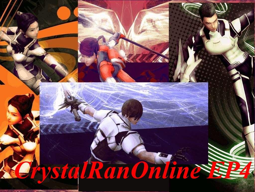 CrystalRanOnline EP4