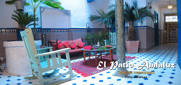 Font de ecran - Azulejos patio andaluz ...