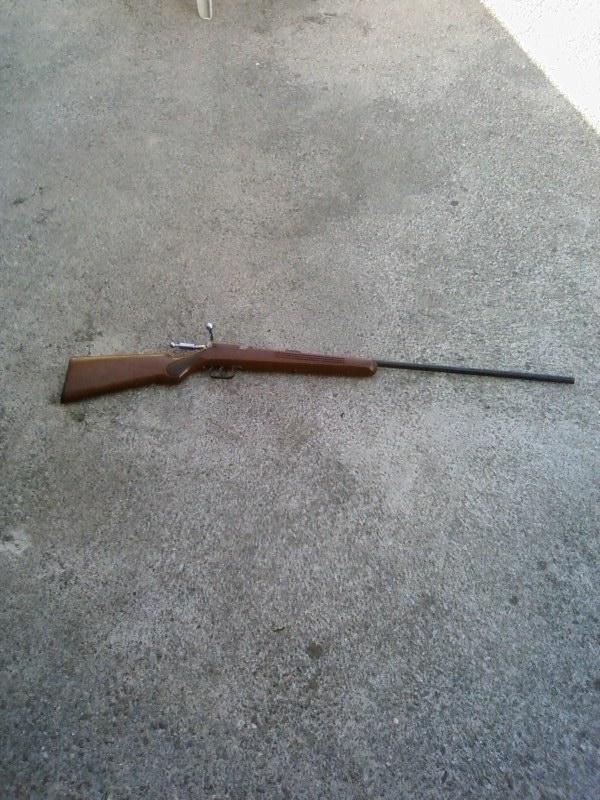 Identification carabine de jardin for Carabine de jardin