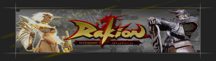 Ultimate Rakion ~ Private Server.