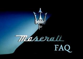 MaseratiFAQ