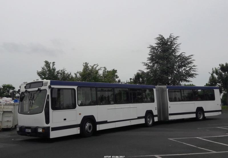 Le 701 à son retour à Reims, le 1er Juin 2017.