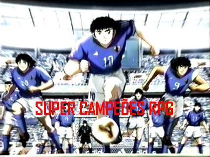 Super Campeões RPG