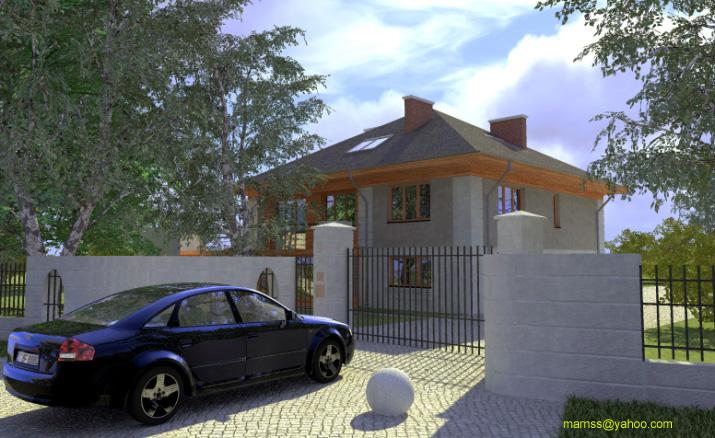 artlantis render. Black Bedroom Furniture Sets. Home Design Ideas